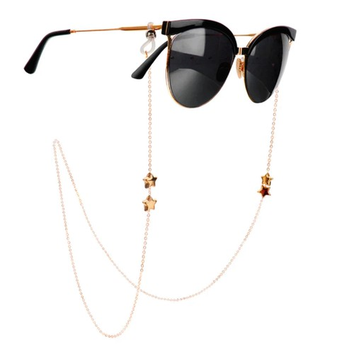 Star Glasses and Mask Chain - orangeshine.com