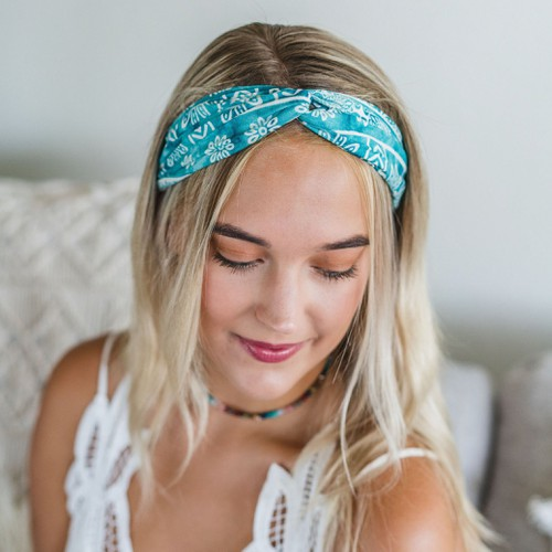 Twist Headbands- 10 pack Assorted - orangeshine.com
