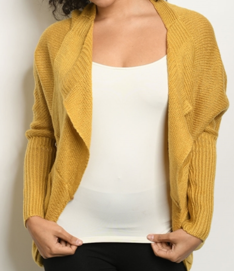 Cardigan Sweater - orangeshine.com