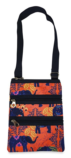 Elephant Crossbody Bag - orangeshine.com