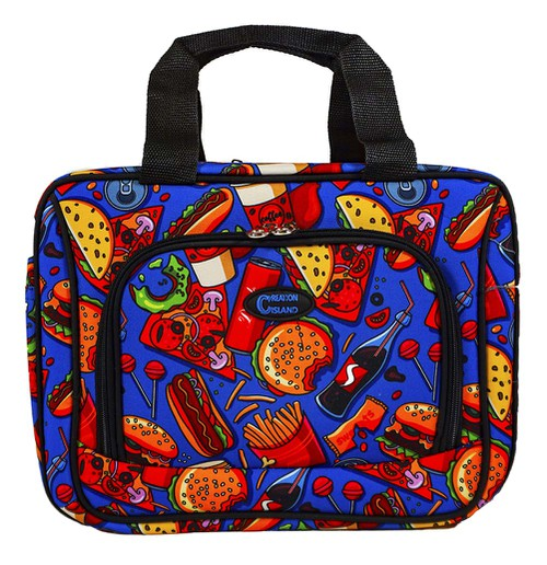 Fast Food Duffle Bag 14 inch - orangeshine.com