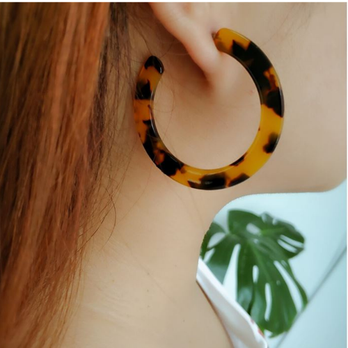Annie Earrings - orangeshine.com