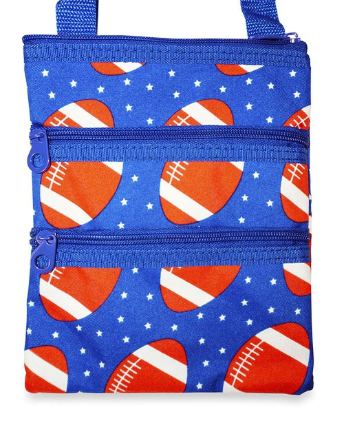Football Crossbody Bag - orangeshine.com