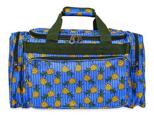 Pineapple Duffle Bag 19 inch - orangeshine.com