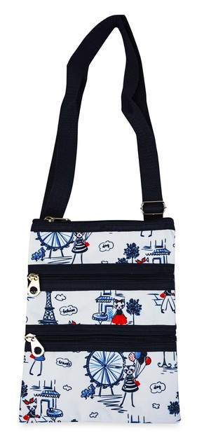 Cats Crossbody Bag - orangeshine.com