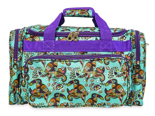 Toucan Duffle Bag 19 inch - orangeshine.com