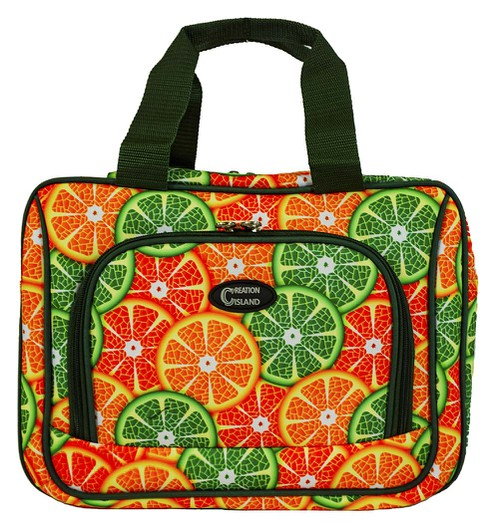Orange Slices Duffle Bag 14 inch - orangeshine.com