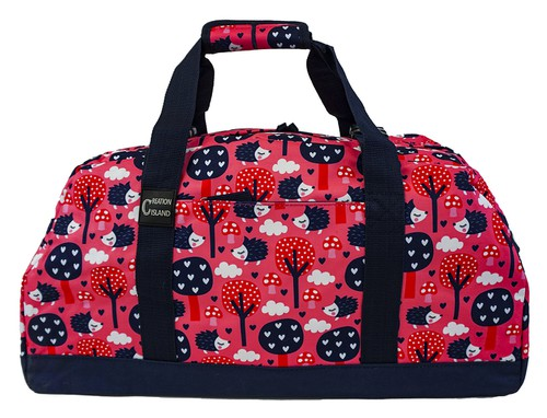 Hedgehog Duffle Bag 21 inch - orangeshine.com