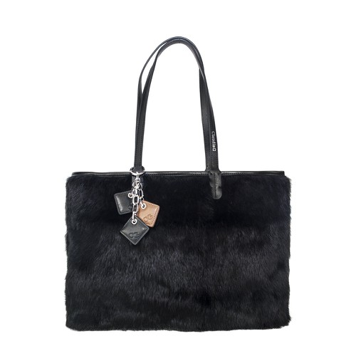 Olivia Fur Bag - orangeshine.com