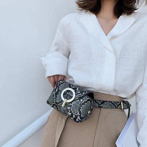 Python Belt Bag - orangeshine.com