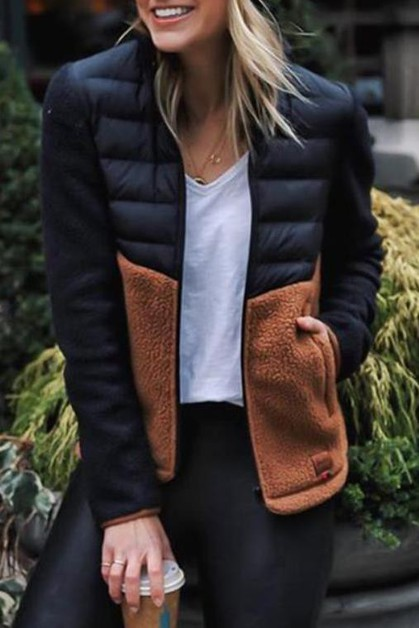 Women Leather Jacket - orangeshine.com