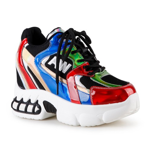 AnthonyWang Sapota-02 Women Sneakers - orangeshine.com