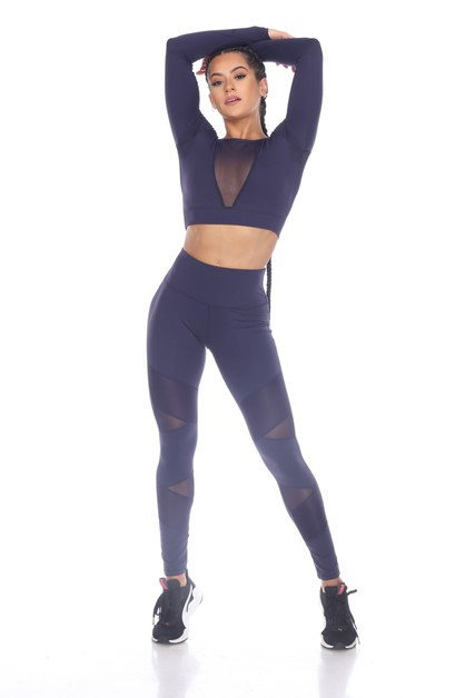 ACTIVE MOTTO INSPIRED LEGGING - orangeshine.com