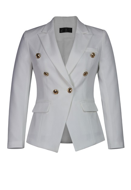 Button Blazer - orangeshine.com