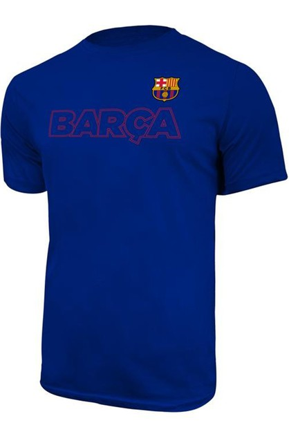 FC Barcelona Outline Top - orangeshine.com