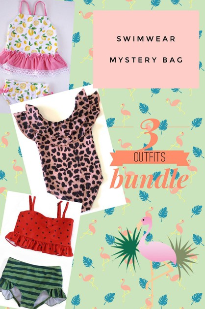 Swimwear Mystery Bag 3 PCS bundle - orangeshine.com