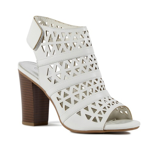 Hush-03 Women Chunky Heel Sandals - orangeshine.com