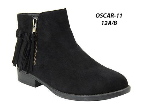Womens Tassel Booties - orangeshine.com