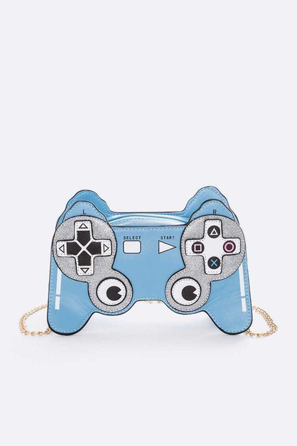 Gamer In Control Iconic Clutch Swing - orangeshine.com