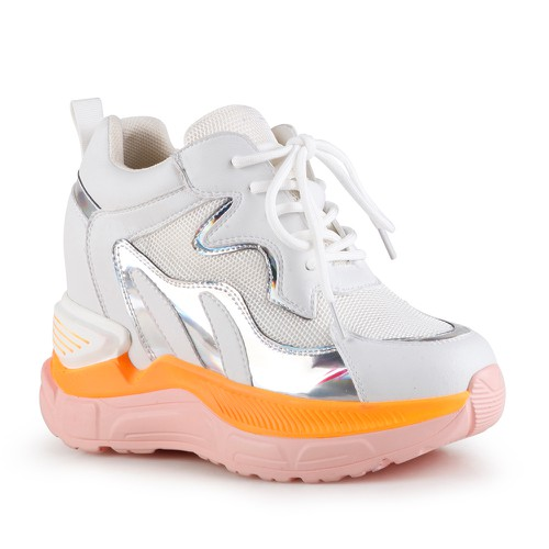 AnthonyWang Raisin-04 Women Sneakers - orangeshine.com
