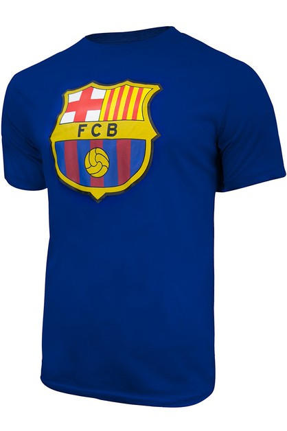 FC Barcelona Color Logo Graphic Top - orangeshine.com