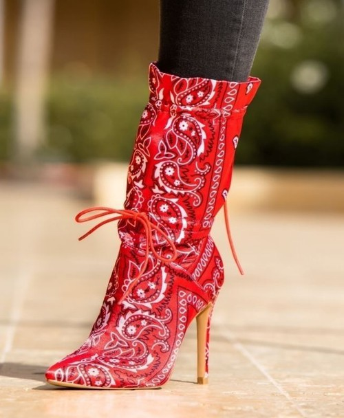 Women Claire Fashion Boot - orangeshine.com