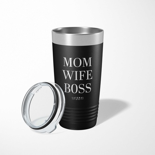 Mom Wife Boss - orangeshine.com