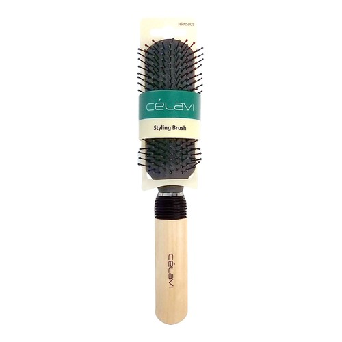 CELAVI STYLING HAIR BRUSH  - orangeshine.com