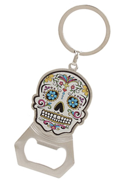 Skull Bottle Opener Key Chains - orangeshine.com