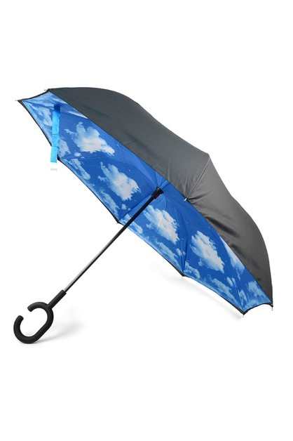 Double Layer Inverted Umbrella - orangeshine.com