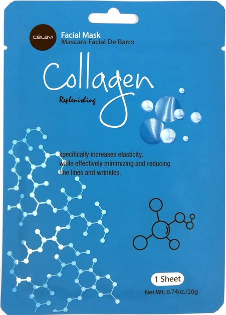 CELAVI FACIAL MASK COLLAGEN - orangeshine.com