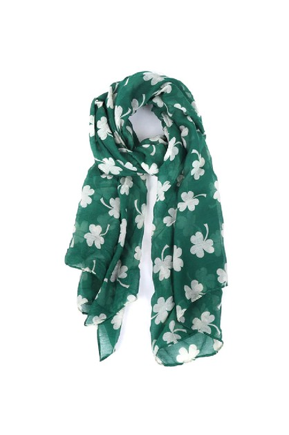 St Patricks Day Scarf - orangeshine.com