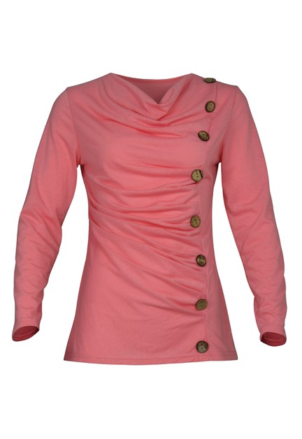 Ruched Top - orangeshine.com