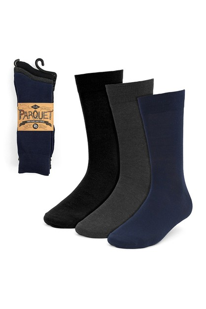 Assorted Pack 3 Pairs Mens Socks - orangeshine.com