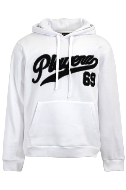 MEN PLAYERZ69 FELLEECE PULLOVER - orangeshine.com