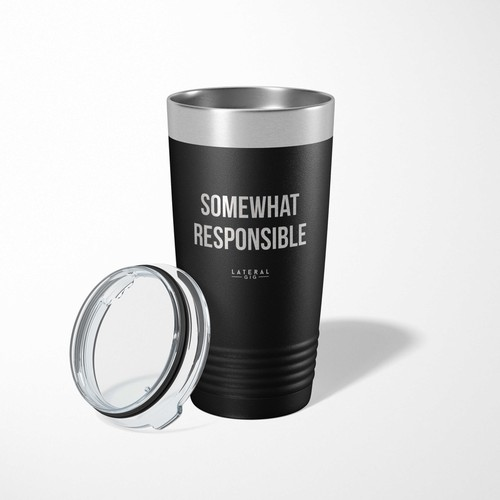Somewhat Responsible - orangeshine.com