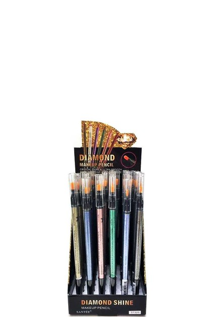 DIAMOND MAKEUP PENCIL 36 PC - orangeshine.com