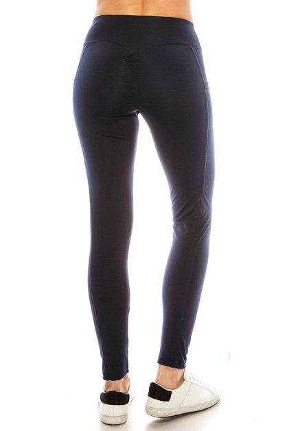 Fashion back yoga legging - orangeshine.com
