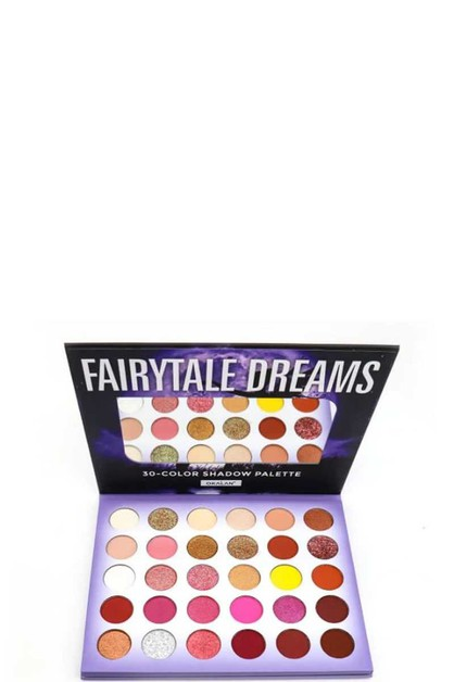 FAIRYTALE DREAMS 30 COLOR SHADOW PAL - orangeshine.com