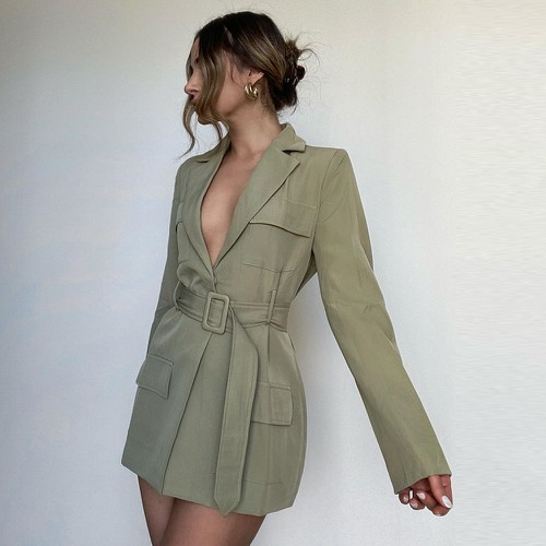 Spring Fashion Stylish Blazer Suit - orangeshine.com
