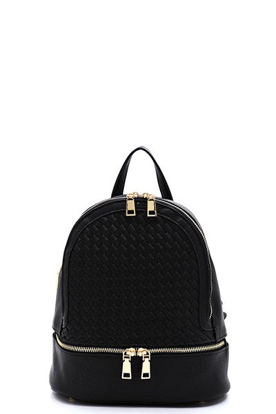 FASHION WOVEN BACKPACK - orangeshine.com