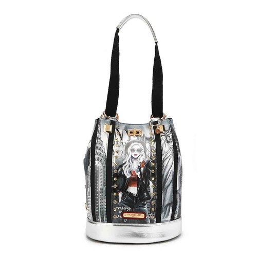 Nicole Lee LIFE IN NEW YORK BACKPACK - orangeshine.com