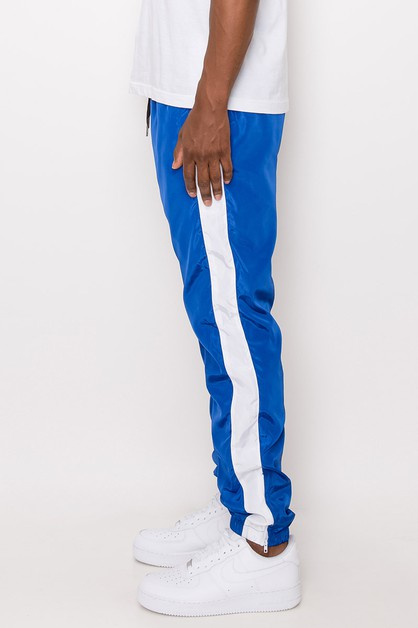 MEN NYLON TRACK PANTS - orangeshine.com