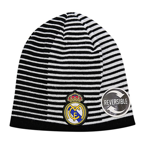 Real Madrid Reversible Beanie - orangeshine.com