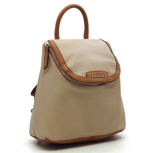 2-Toned Backpack - orangeshine.com