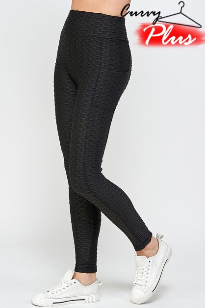 BRAZILIAN LEGGINGS WITH POCKETS - orangeshine.com