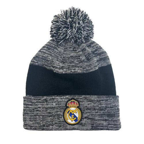 Real Madrid Cuff Pom Beanie - orangeshine.com