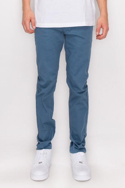 MEN SKINNY FIT COLORED JEANS - orangeshine.com