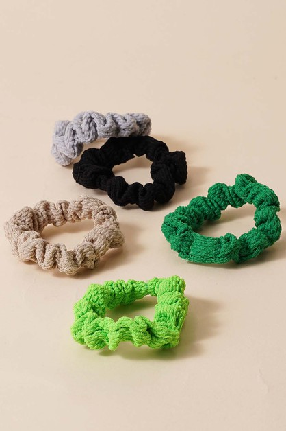 Hair Tie Sets - orangeshine.com