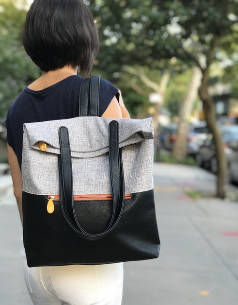 Convertible Backpack Purse - orangeshine.com